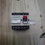 Main Control Panel Reversing Contactor