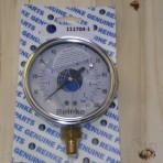1-100 PSI Water Pressure Gauge