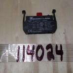 CONTACT BLOCK N.C. BJ B3T01